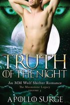 Truth of the Night: M/M Wolf Shifter Paranormal Romance