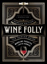 Boek cover Wine Folly van Madeline Puckette (Hardcover)