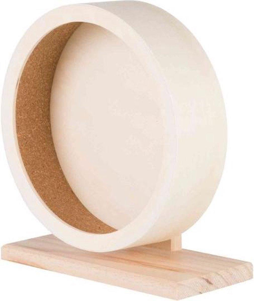 Wooden wheel,   22 cm