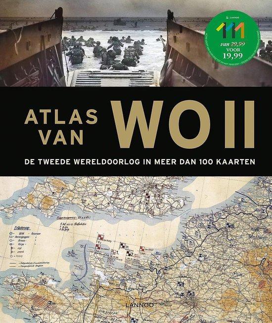 Omslag van Atlas van WOII