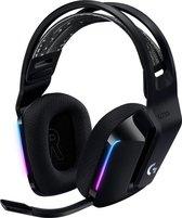 Logitech G733 LIGHTSPEED Lichtgewicht Draadloze Gaming Headset met DTS Headphone:X 2.0 Surround - Zwart