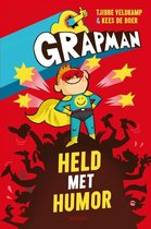 Boek cover Grapman van Tjibbe Veldkamp (Hardcover)