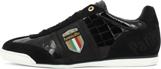 Pantofola d'Oro Fortezza Uomo Lage Zwarte Heren Sneaker 45