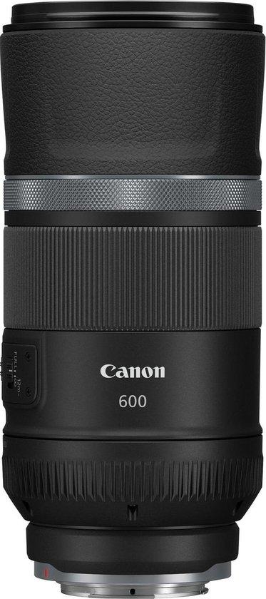 Canon RF 600mm F11 IS STM MILC Telelens Zwart