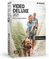 MAGIX Video Deluxe 2021 - Nederlands/ Engels/ Fran