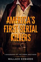 Omslag America's First Serial Killers