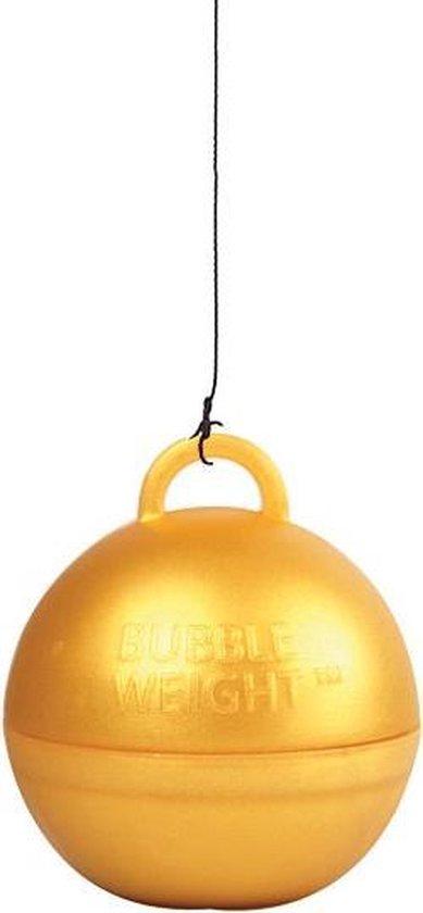 Ballon gewicht 35 gram - Goud (25 stuks)