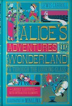 Alice's Adventures in Wonderland (Illustrated with Interactive Elements)