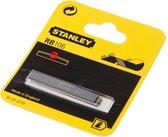 STANLEY - Schaafmesje - Gegroefd - 50mm - 3 stuks/kaart