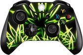 Glowing weed - Xbox One controller skin