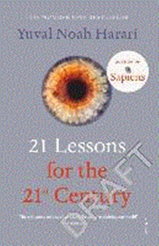 Afbeelding van 21 Lessons for the 21st Century