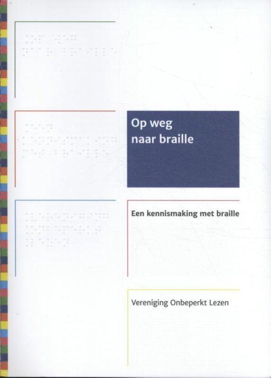 Op weg naar braille - none  