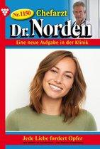 Chefarzt Dr. Norden 1150 – Arztroman