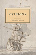 Boek cover Catriona van Robert Louis Stevenson