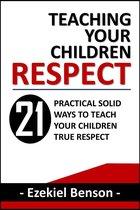 Omslag Teaching Your Children Respect