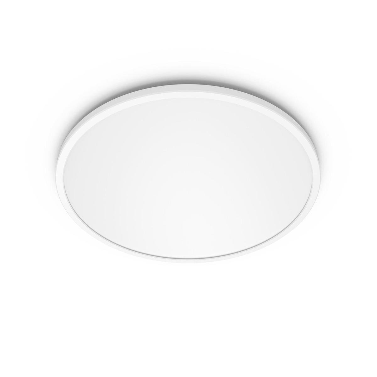 Philips Superslim 27K Plafonniere - LED - 15W - Wit