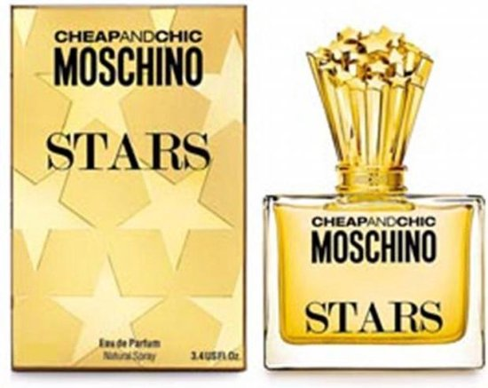 MOSCHINO CHEAP & CHIC STARS - 50ML - Eau de parfum