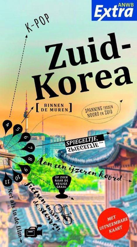 ANWB Extra - Zuid-Korea ANWB Extra - Josine van Heek |