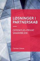 Boek cover Løsninger i partnerskab van Carsten Greve