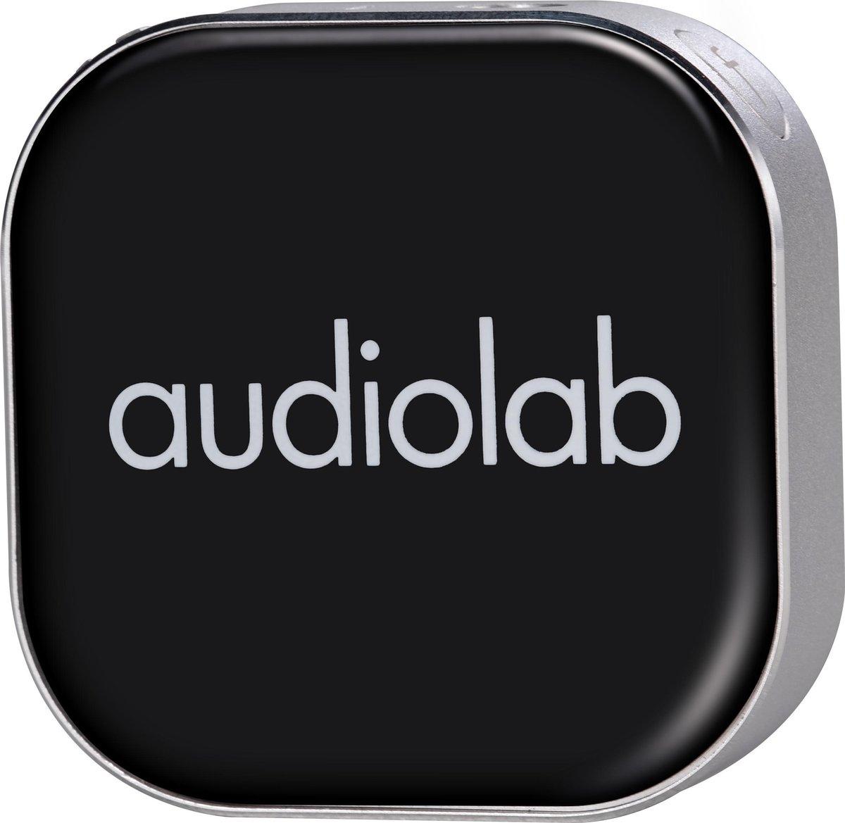 Audiolab M-DAC Nano Koptelefoon versterker - Zwart