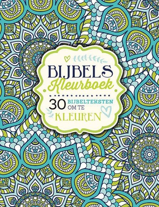 Bijbels kleurboek - Diverse auteurs |