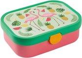 Mepal Lunchbox - Tropische Flamingo