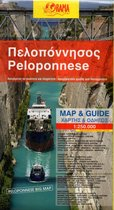 Peloponnese Map and Guide