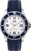Ice-Watch ICE steel IW016772 horloge - Siliconen - Blauw - 44 mm