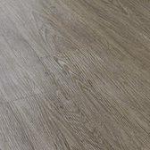 PVC laminaat 0,975 m² zelfklevend voelbare houtstructuur medium