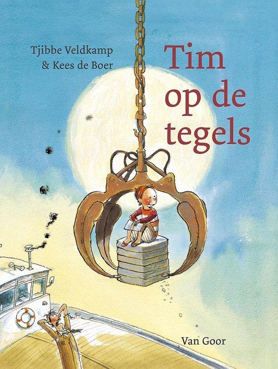 Tim op de tegels - Tjibbe Veldkamp |