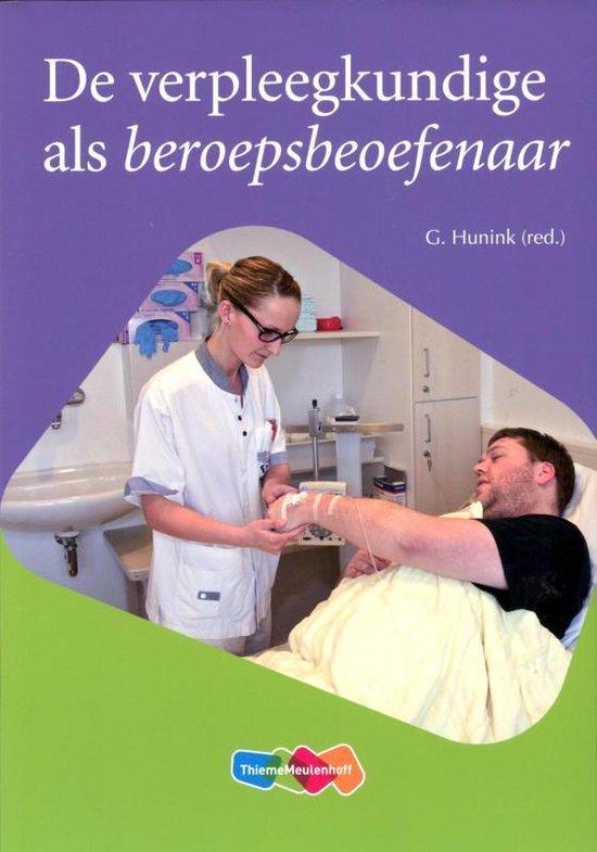 Cover van het boek 'HBO Zorg overig Beroepsbeoefenaar Basisboek / druk 1' van G. Hunink