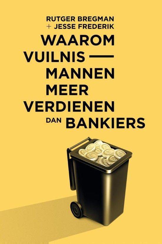Afbeelding van Waarom vuilnismannen meer verdienen dan bankiers