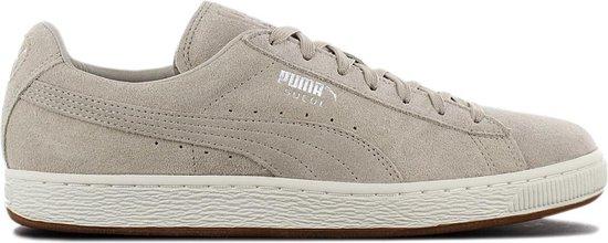Puma Suede Classic Soft 365705-05 Heren Sneaker Sportschoenen Schoenen  Grijs - Maat EU 40 UK 6.5
