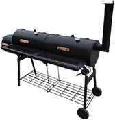 vidaXL - Smoker Nevada Houtskoolbarbecue - XL