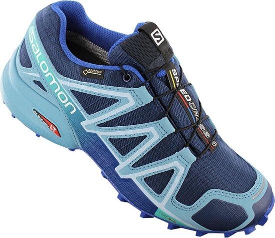 Salomon Speedcross 4 GTX Gore-Tex W 383082 Dames Sneaker Sportschoenen  Schoenen Blauw - Maat EU 36 UK 3.5