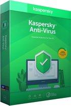 Kaspersky Antivirus 2020 - 12 maanden/3 apparaten - Nederlands (PC)