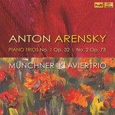 Arensky Piano Trios