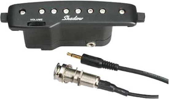SH 145 BK Prestige Soundhole Pickup zwart