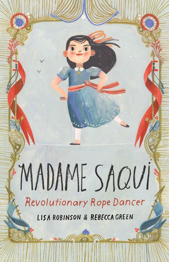 Omslag van Madame Saqui