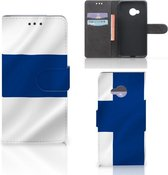 Bookcase hoesje HTC U Play Finland