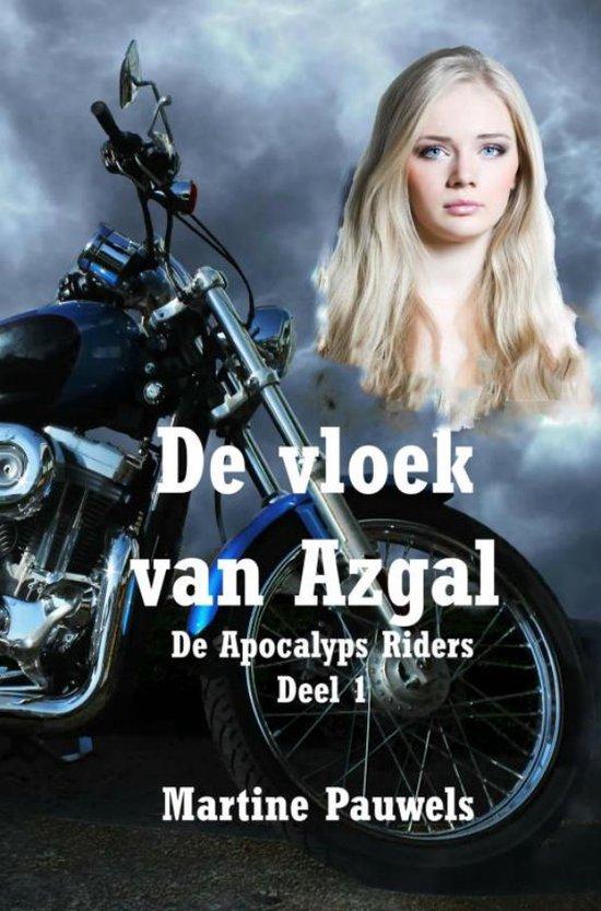 De Apocalyps Riders 1 -   De vloek van Azgal