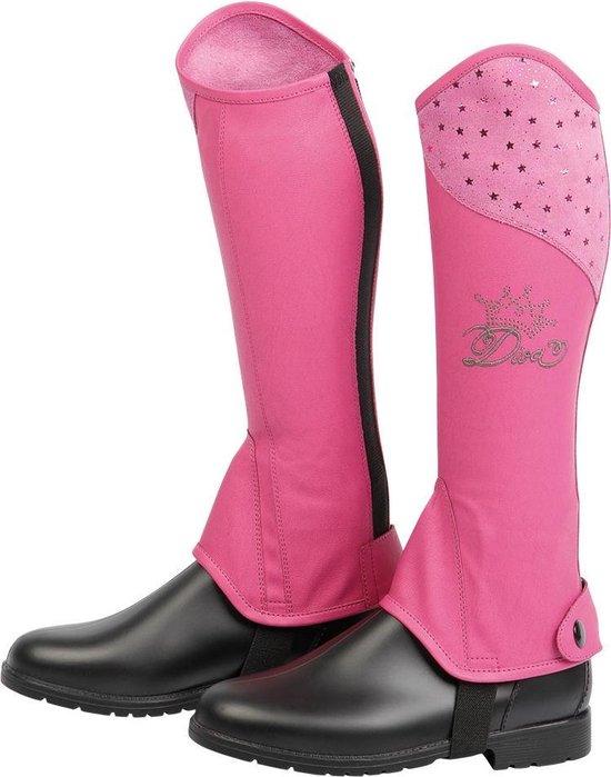 Harry's Horse Minichaps Diva 8 jr roze