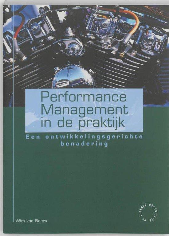Performance Management in de praktijk