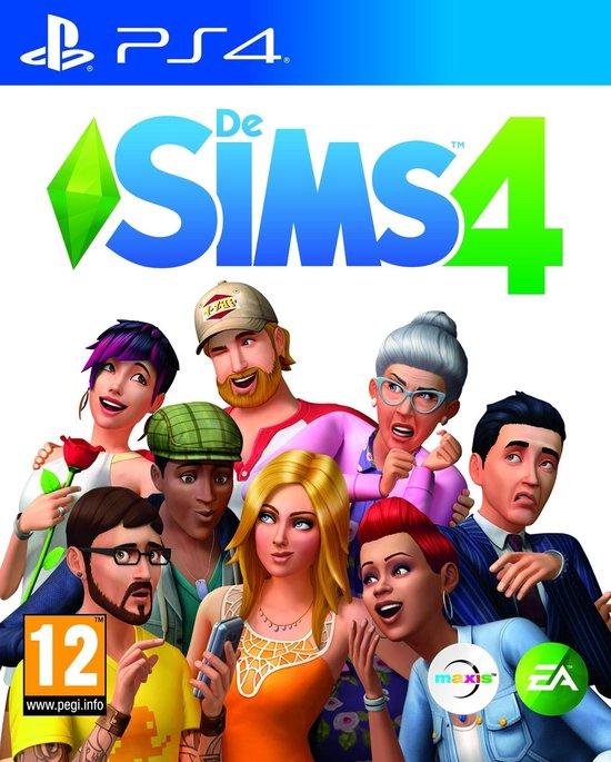 Afbeelding van De Sims 4 - PS4