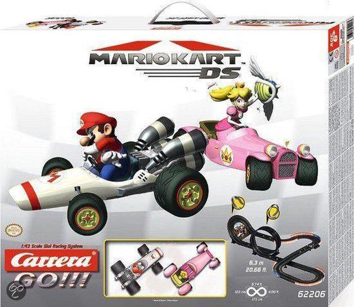 Carrera Go Mario Kart DS