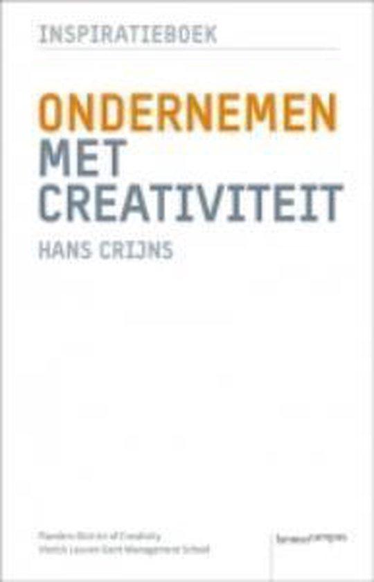 Ondernemer Met Creativiteit - Hans Crijns pdf epub