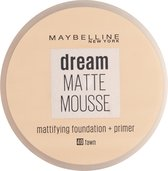 Maybelline Dream Matte Mousse Foundation - 040 Fawn