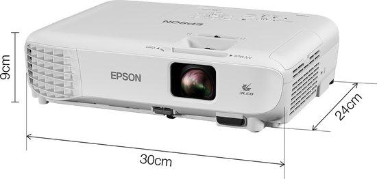 Epson EB-W05 - 3LCD WXGA Beamer