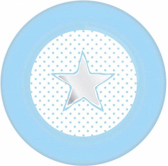 Bordjes Baby Boy Blauw (8ST)