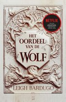 Boek cover Het oordeel van de wolf van Leigh Bardugo (Hardcover)